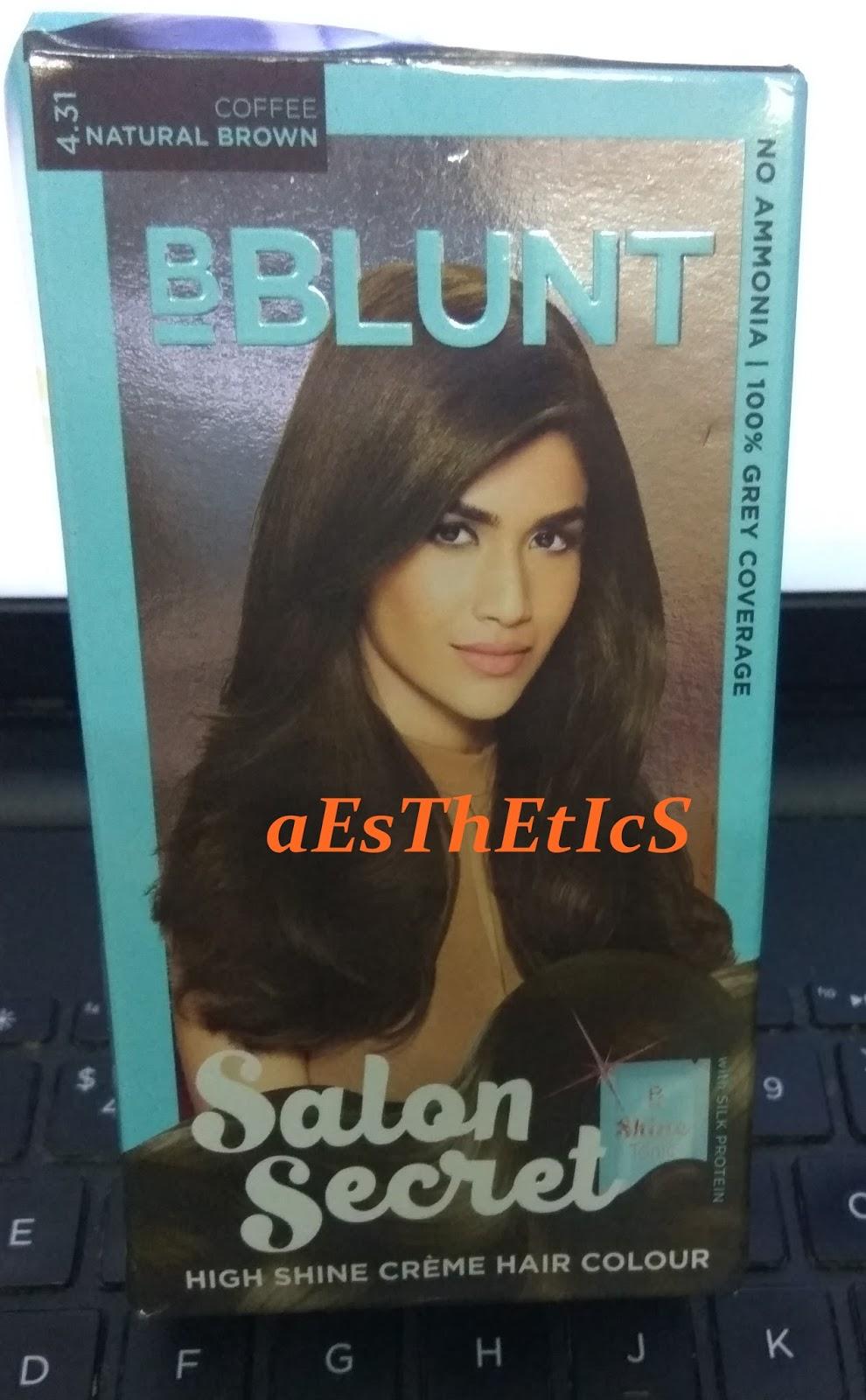 b72d75b3c7d REVIEW   Bblunt Salon Secret High Shine Crème Hair Colour