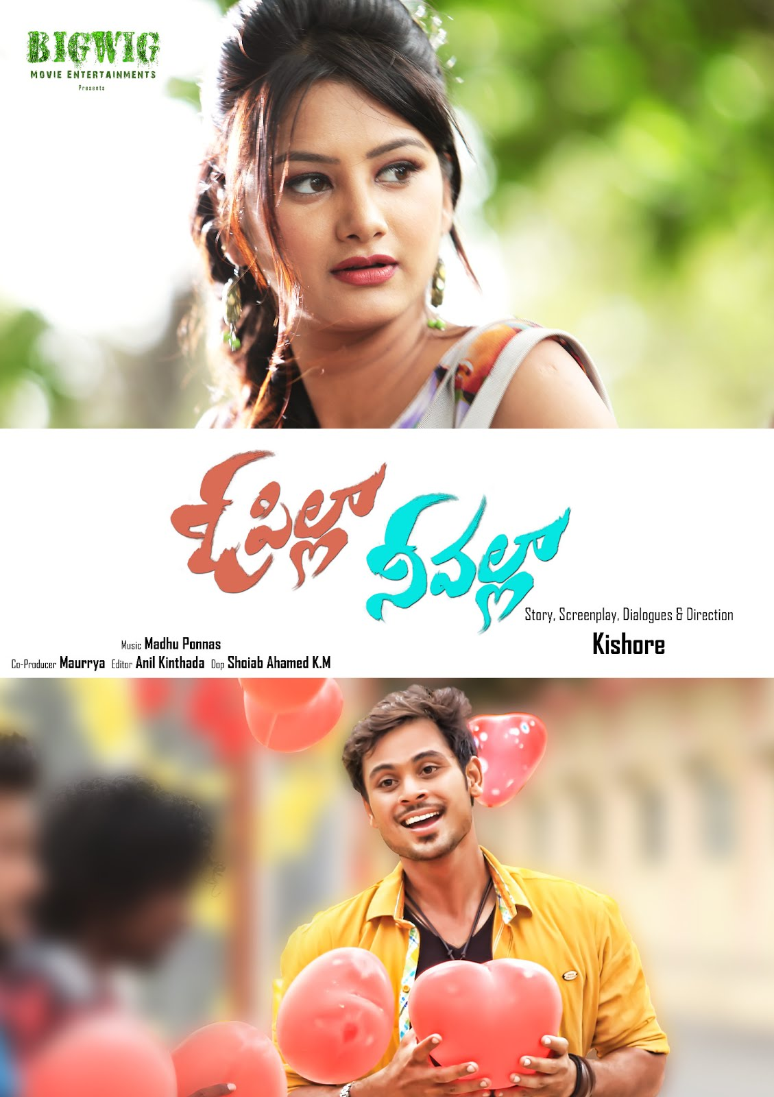Love Story 2020 (O Pilla Nee Valla) Hindi Dubbed 300MB HDRip 480p