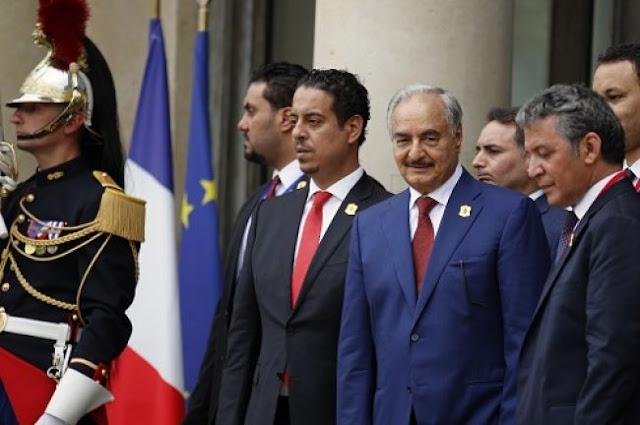 Λιβύη: Προελαύνουν οι δυνάμεις του Χαφτάρ