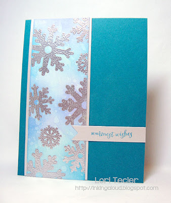 Warmest Wishes-designed by Lori Tecler-Inking Aloud-stamps from Clear and Simple Stamps
