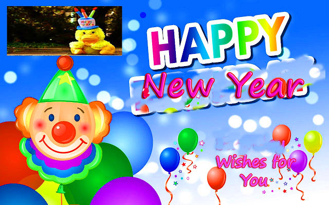 Happy New Year 2021 Image, Wishes Message, Facebook and Twitter Status