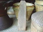 Parud, Alat Dapur Tradisional untuk Membuat Santan dan Jamu yang Tetap Eksis