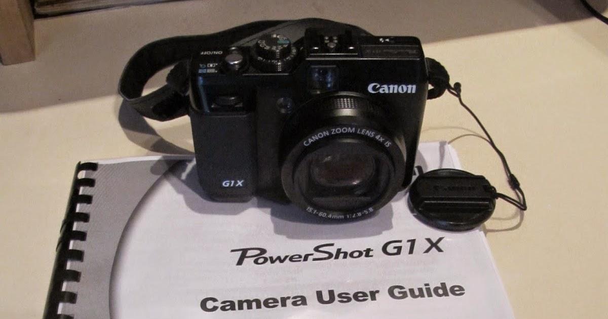 Psg1xmkii powershot g1x mkii user manual.