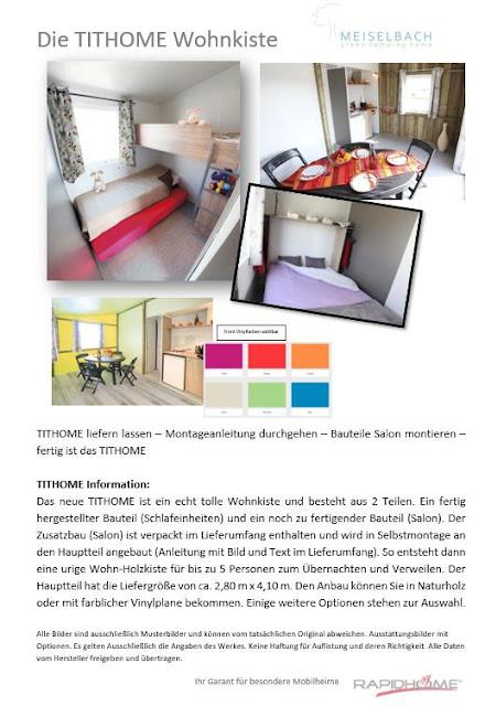 Meiselbach Tithome Wohnkiste
