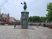 Standbeelden Den Haag, standbeeld Willem II der Nederlanden in Den Haag