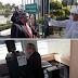 VETAN ENTRADA PERIODISTAS A INTERIOR DEL PALACIO PRESIDENCIAL POR CORONAVIRUS, SON ALOJADOS EN LA RECEPCIÓN CASA DE GOBIERNO