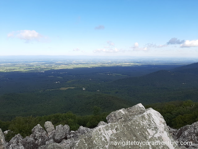 Exploring South District Hikes In Shenandoah National Park