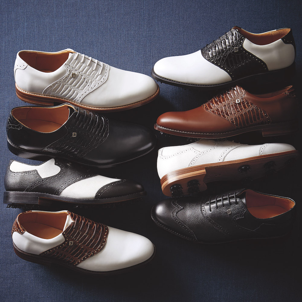 American Golfer  FootJoy Introduces New FJ 1857 Collection 437c615c071