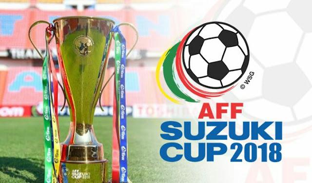 Jadual, Keputusan dan Carta Piala AFF Suzuki 2018 Malaysia