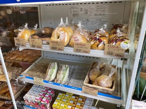 サンドイッチの棚