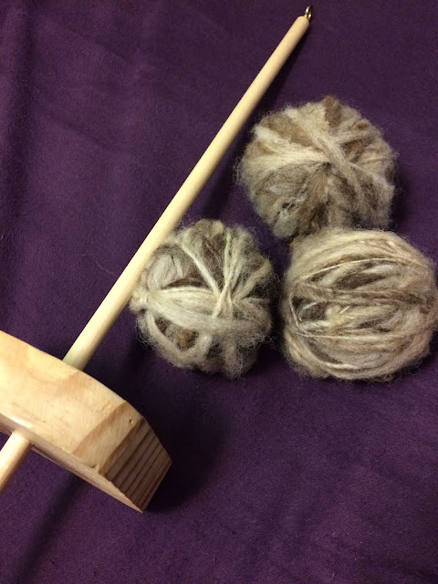 Handspun Dryer Balls by The Craft Lizard
