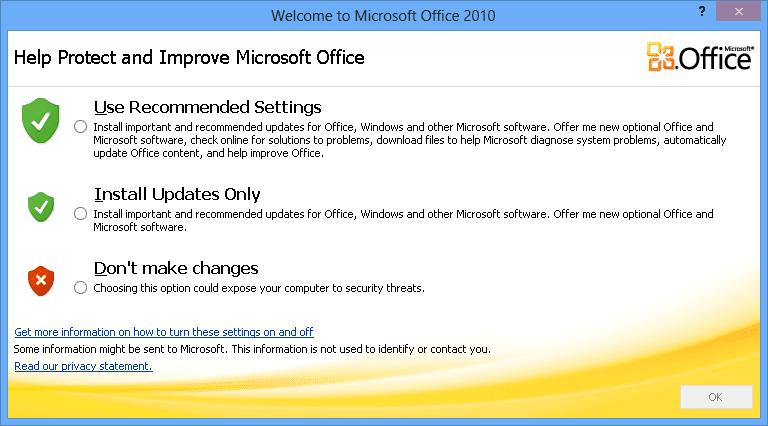 Missing option in Windows update Solved - Windows 7 Help Forums
