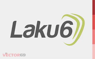 Logo Laku6 - Download Vector File PDF (Portable Document Format)