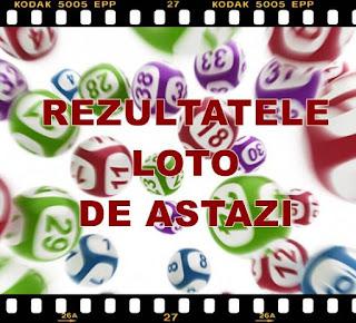 rezultatele loto 6 din 49 de astazi numere norocoase loto