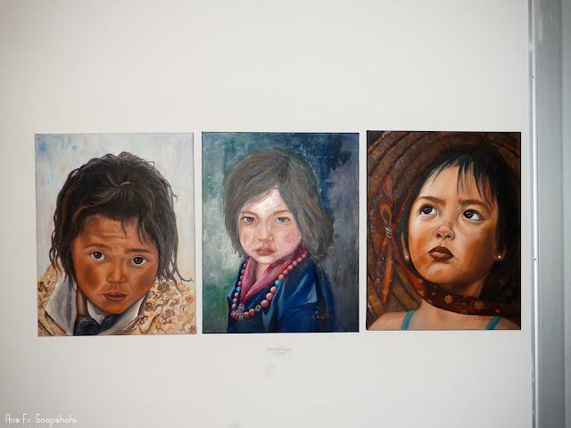 Ομαδική έκθεση ζωγραφικής στην Τούμπα
