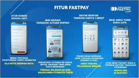 Aplikasi Fastpay