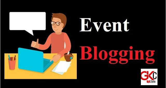 Start Event Blogging to Earn $1000-$5000 a Day | Fully Explained
