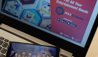 MaxStream Luncurkan Serial TechStorm HD Sebagai Saluran Tv Pertama di Indonesia dan di Dunia