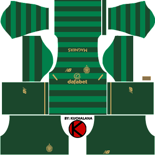 Celtic FC Kits 2017/18 - Dream League Soccer 2017