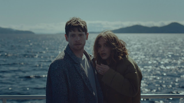 Olivia Cooke Jack O'Connell Chad Hartigan | Little Fish