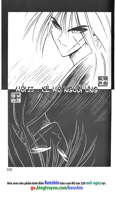 Rurouni Kenshin chap 53 trang 1