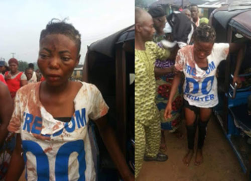 Young woman rescued from ritual killers in Delta State