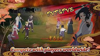 Download NARUTO Ninja Master : Blazing Apk Android