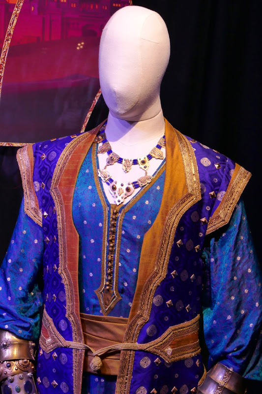 Genie Aladdin movie costume