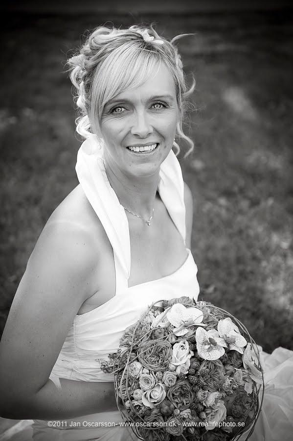 Heidi Ann Bryllupsbilleder fra fotografen