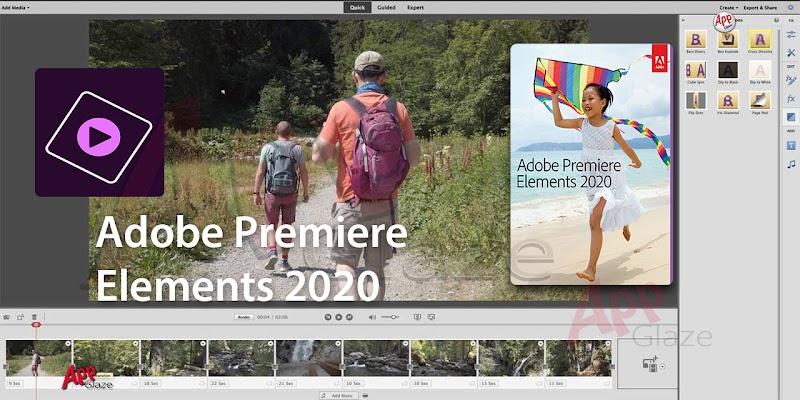 Adobe Premiere Elements 2020 v18.0 for Mac