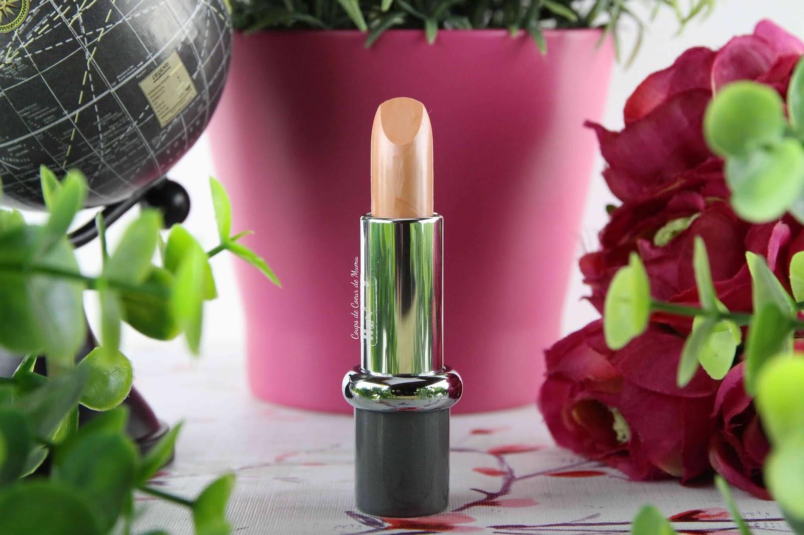 rouge à lèvres beige mavala