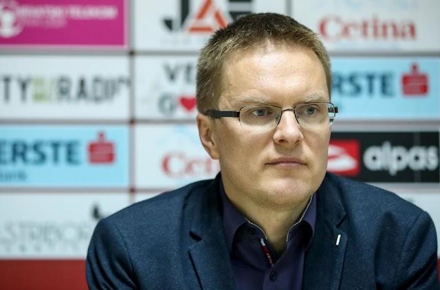 Νταμπράουσκας: «Παίζουμε με μία πολύ καλή ομάδα, δεν πρέπει να φοβηθούμε»