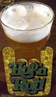 Cerveja artesanal em Curitiba - Hop n' Roll - Curitiblogando