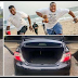 Cubana Chiefpriest Buys Brand New Car Reportedly Worth Millions of Naira for Personal Assistant