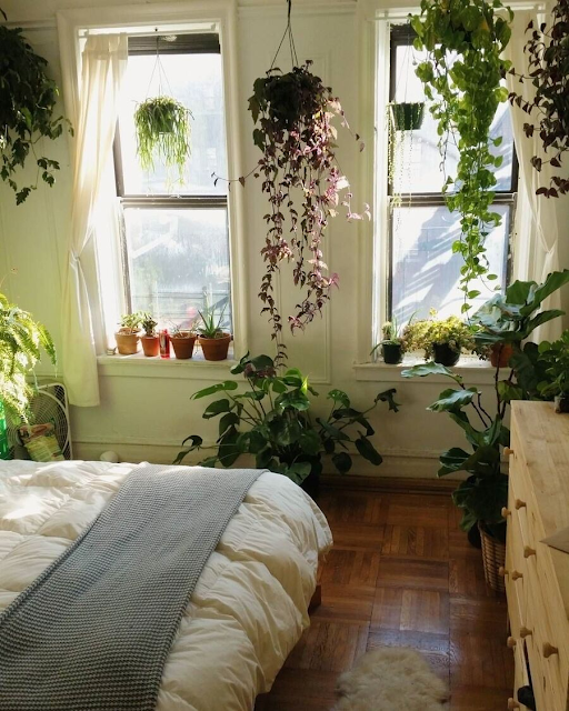 ý tưởng trang trí phòng ngủ đẹp