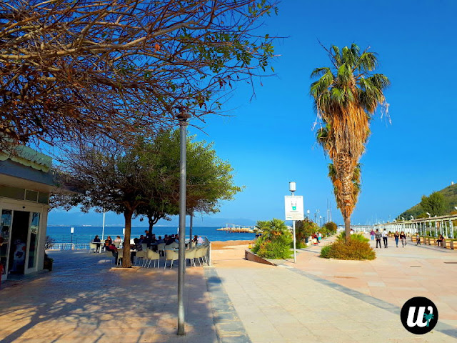 Poetto beach, Cagliari | Sardinia, Italy | wayamaya