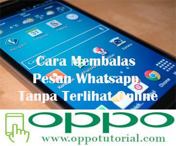 Cara Membalas Pesan Whatsapp Tanpa Terlihat Online