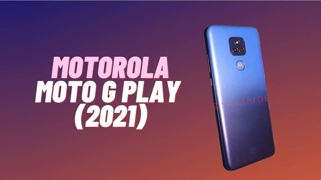 Moto G Play 2021
