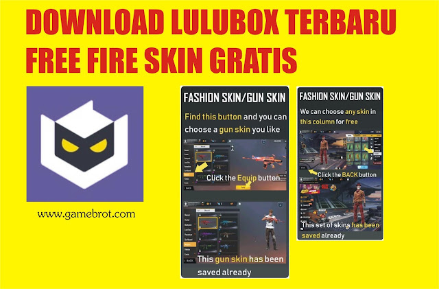 LuluBox for FF - Allow you to unlock all skin of FreeFire Terbaru 2020 Gratis!