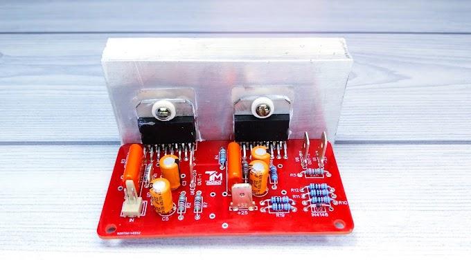 TDA7294 Bridge Amplifier