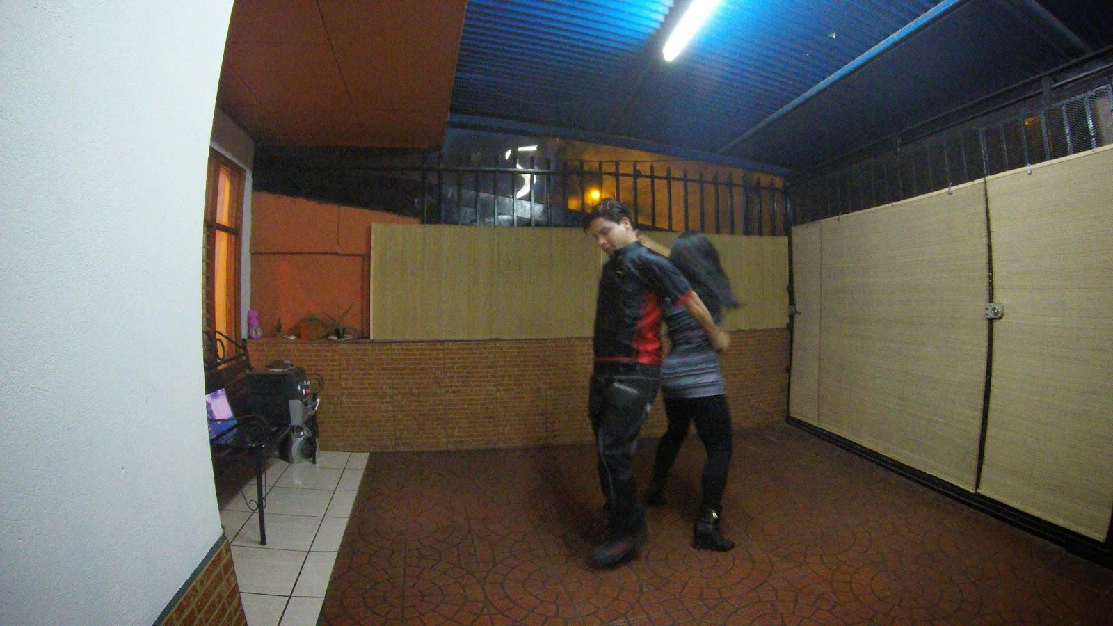 Sergio Sarmiento bailando Swing Criollo. Patrimonio inmaterial de Costa Rica