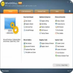 تحميل WINUTILITIES PRO مجانا لتحسين اداء وسرعة النظام مع كود التفعيل