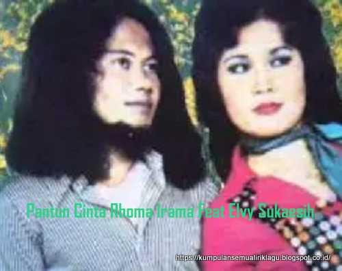Pantun Cinta Rhoma Irama Feat Rita Sugiarto