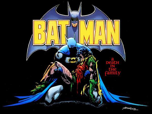 Una muerte en la familia es uno de los  es uno de los mejores cómics de Batman