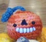 patron gratis calabaza amigurumi | free amigurumi pattern pumpkin