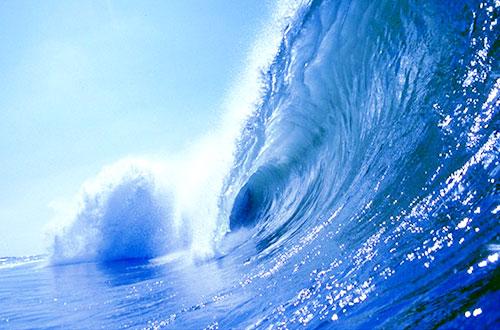 Taukan anda kenapa air laut rasanya asin?