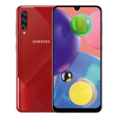 سعر و مواصفات هاتف جوال Samsung Galaxy A70s
