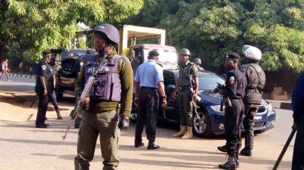 Police Arrests Soldier For Stabbing A Driver To Death