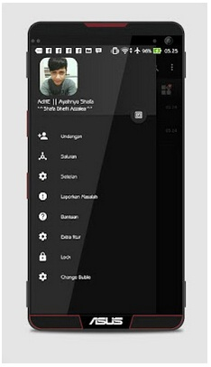 BBM Mod Black Edition