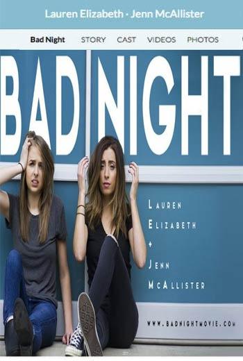 Bad Night (2015) WEB-DL 720p x265 400MB